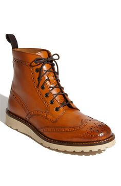 Tan Leather Boot. I am wearing these.. Tons of compliments..I should have bought two pairs.