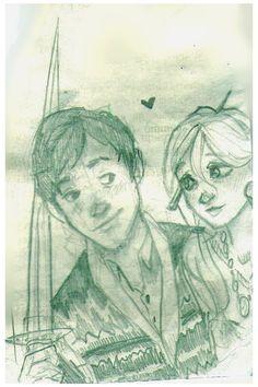 Neville and Luna <3