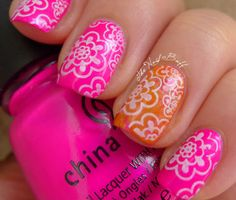 The Nail Buff: Stamping Sunday