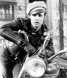 marlon brando johnny the wild one leather jacket