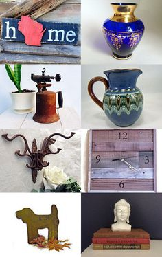 Old World Home by Christine Behrens on Etsy--Pinned with TreasuryPin.com