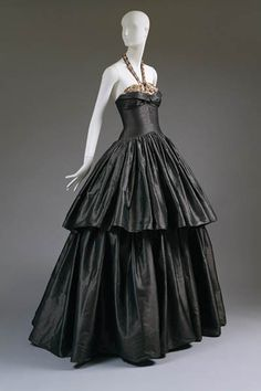 Jeanne Lanvin: Evening dress (1939)