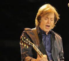 C'est seulement aujourd'hui que le staff de Paul McCartney a officialisé une rumeur que nous portions à votre connaissance en début de semai...