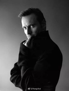 Michael Fassbender for Modern Weekly (China), March 2017