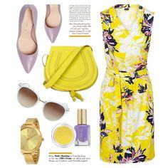 How To Wear Purples &Yellows Outfit Idea 2017 - Fashion Trends Ready To Wear For Plus Size, Curvy Women Over 20, 30, 40, 50