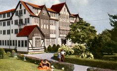 The Windsor Hotel. I worked the dining hall.