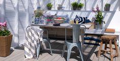 KLASSISK HVIT 9918 Farge Eksteriør | Jotun.no Colors, Table, Furniture, Home Decor, Decoration Home, Room Decor, Colour, Home Furniture, Interior Design