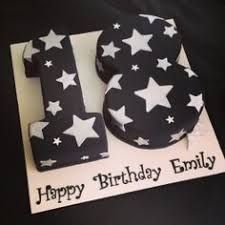 Image result for 18th birthday cakes number