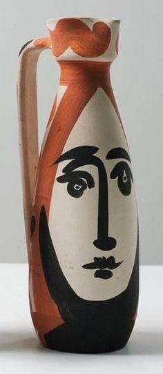 Pablo Picasso - Visage (AR.288)