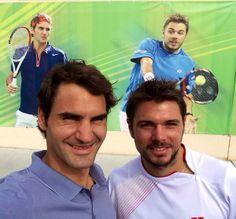 Swiss Selfie! #doubletrouble by @Fernando Berlanda Berlanda #Switzerland #SwissSelfie