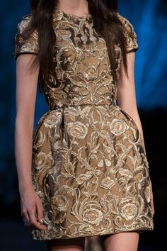 Details at Ralph and Russo Couture F/W 2015