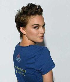 20 Super Natalie Portman Pixie Cuts