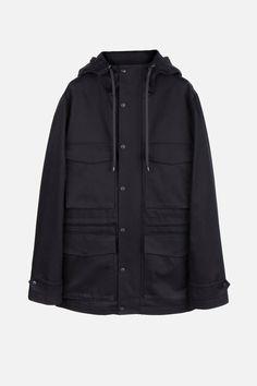 Ami Alexandre Mattiussi rain coat - AMI PARIS