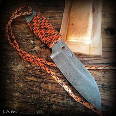 """Sny"" by VCA Knives"