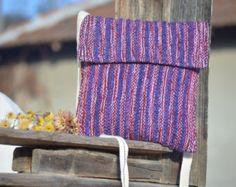 EUGENIA HANDWOVEN BAG crossbody bag messenger bag handmade bag tote cotton woven manual -    Edit Listing  - Etsy Messenger Bags, Hand Weaving, Shopping, Etsy, Hand Knitting, Weaving