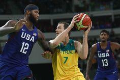 Rio Olympics: USA vs. Australia men's basketball