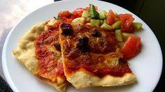 Mój zbiór przepisów kulinarnych-  wyszukane w sieci: Pizza z ajvarem