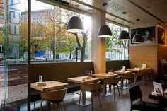 decoracion minimalista para cafeterias - Buscar con Google