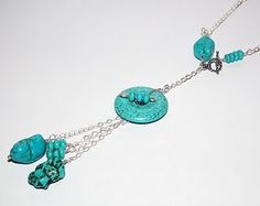 turquoise necklace #turquoise #necklace