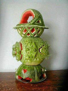 Watermelon cuttings