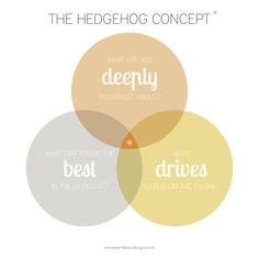 the Hedgehog Concept, Jim Collins, Good to Great Good To Great, Marketing Quotes, Leadership Development, Photography Business, Relationship Advice, Self Help, Life Lessons, Coaching, Infographic