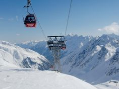 The Stubai glacier in the Stubaital valley © Tourismusverband Stubai Tirol