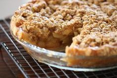 Apple Pie, Sweet Recipes, Food To Make, Macaroni And Cheese, Food And Drink, Health Fitness, Sweets, Cookies, Cake