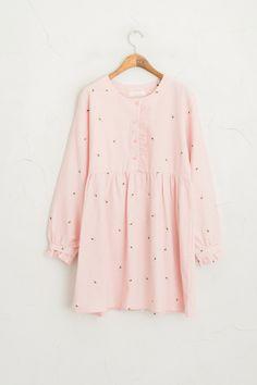 Olive - Dandelion Stitch Dress, Pink, £59.00 (http://www.oliveclothing.com/p-oliveunique-20160314-049-pink-dandelion-stitch-dress-pink)