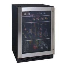 Vissani 5.8 cu. ft. Beverage Center-MCBC58DST - The Home Depot $400