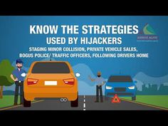 Please familiarise yourself with this useful Hijacking prevention guide! Unfortunately, Hijacking is a reality in South Africa.