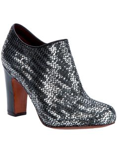 Marc By Marc Jacobs Ankle Boot Prateada. - Biondini - farfetch.com.br