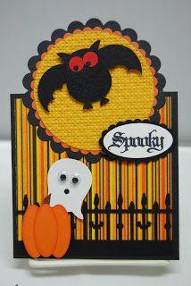 Tracy's Card Closet: spooky card