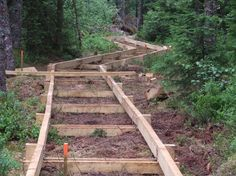 Frasne -Doubs) - Les tourbières : diaporama sur la construction du sentier