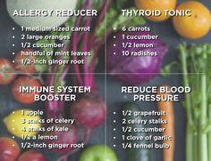 Juicer recipes for everyday wellness