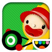 Apps: Toca Cars by Toca Boca AB