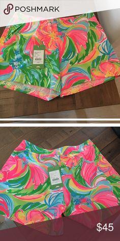 Lilly Pulitzer shorts NWT NWT Lilly shorts ❤️ Lilly Pulitzer Shorts