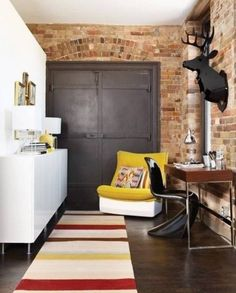 decorating a small loft apartment for you