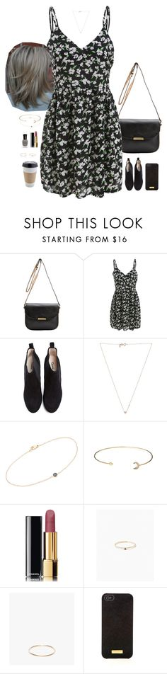 """12/50 Ankle Boots (2)"" by somethinglikelove ❤ liked on Polyvore featuring MANGO, Ganni, Sydney Evan, Finn, Jeweliq, Deborah Lippmann, Chanel, Satomi Kawakita, Gabriela Artigas and Henri Bendel"