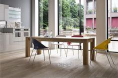 Tavolo Bio 180 | Progetto Sedia