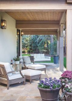 what a relaxing #porch