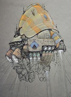 Moebius #comics#illustrations #moebius