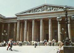 Britisch museum (gratis, lange openinstijden en gratis rondleidingen)