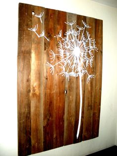 4ftx5ft reclaimed wood from a 200 year old barn. My newest project for my dining room wall