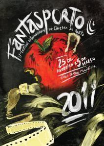 cartaz fantasporto 2011