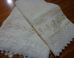 Jogo de toalhas 2 peças