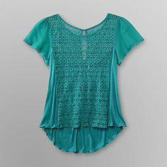 Dream Out Loud by Selena Gomez- -Junior's Lace Top