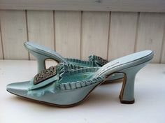 Collector's Item Manolo Blahnik Marie Antoinette Shoes