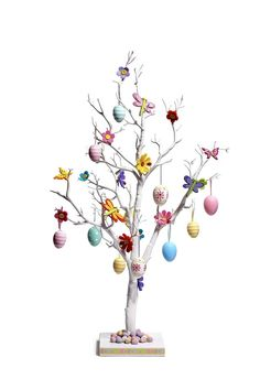 Easter tree: your step by step guide to making one