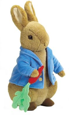 Toy Classic Peter Rabbit 30Cm - Beatrix Potter - Buckets and Spades for kids
