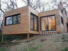 Extension bois permettant de retrouver un accès direct des pièces ...